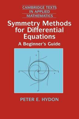 Symmetry Methods for Differential Equations: A Beginner's Guide