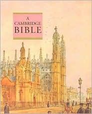 Concord Wide-Margin Reference Bible: King James Version (KJV), burgundy calfskin