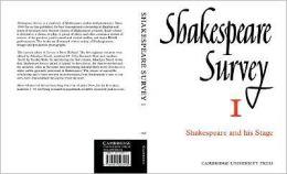 Shakespeare Survey Paperback Set
