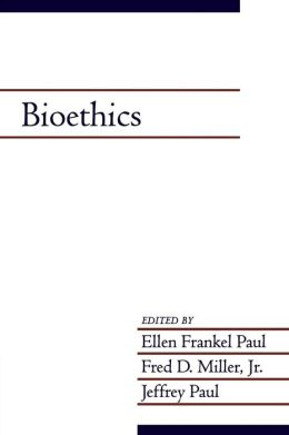 Bioethics: Volume 19, Part 2