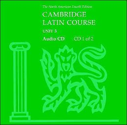 North American Cambridge Latin Course Unit 3 Audio CD
