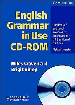 English Grammar In Use CD ROM Network: Reference and Practice for Intermediate Students
