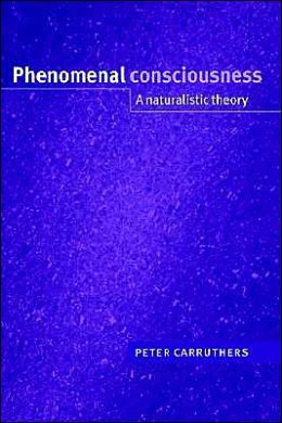 Phenomenal Consciousness: A Naturalistic Theory