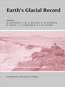 Earth's Glacial Record