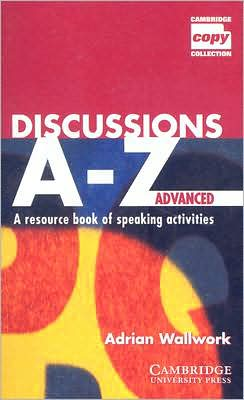 Discussions A-Z Advanced Cassette