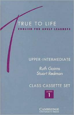 True to Life Upper-Intermediate Class Audio Cassette Set (2 Cassettes)