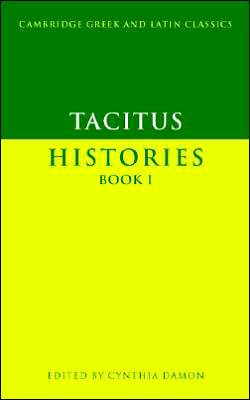 Tacitus: Histories, Book I