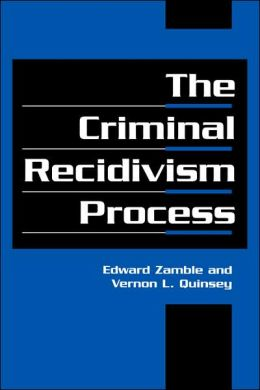 Criminal Recidivism Process