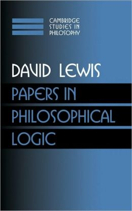 Papers in Philosophical Logic, Volume 1