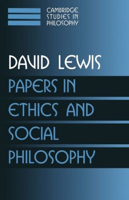 Papers in Ethics and Social Philosophy, Volume 3