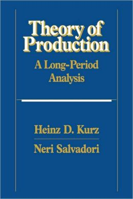 Theory of Production: A Long-Period Analysis