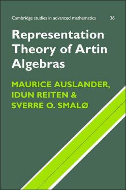 Representation Theory of Artin Algebras
