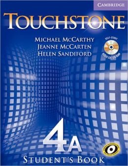 Touchstone Level 4 Student's Book A with Audio CD/CD-ROM