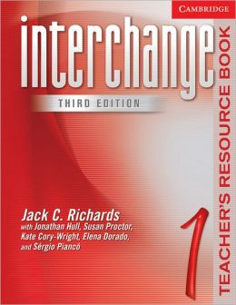Interchange Teacher's Resource Book 1
