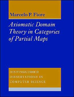 Axiomatic Domain Theory in Categories of Partial Maps