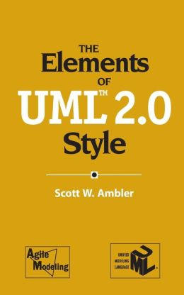 Elements of Uml 2. 0 Style