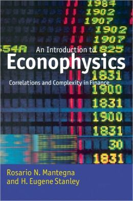 Introduction to Econophysics: Correlations and Complexity in Finance