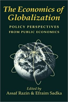 Economics of Globalization: Policy Perspectives from Public Economics
