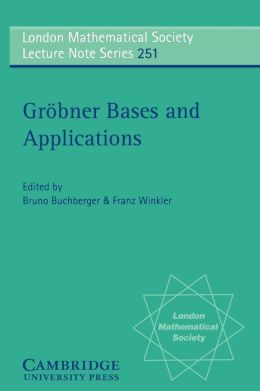 Grobner Bases and Applications