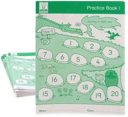 First Skills in Numeracy 2 Practice Book (Pack of 10)
