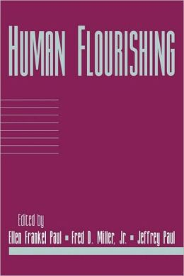 Human Flourishing, Volume 16, Part 1