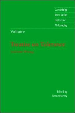 Voltaire - Treatise on Tolerance