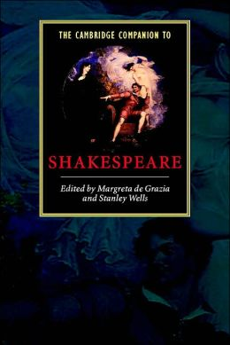 The Cambridge Companion to Shakespeare