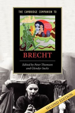 The Cambridge Companion to Brecht