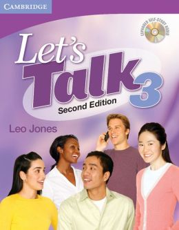 Let's Talk Student's Book 3 with Self-study Audio CD