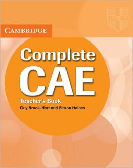 Complete CAE Teacher's Book