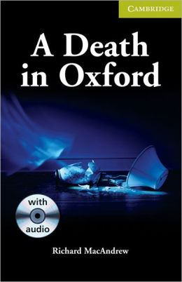 A Death in Oxford Starter/Beginner Book with Audio CD Pack