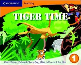 i-read Year 1 Anthology: Tiger Time