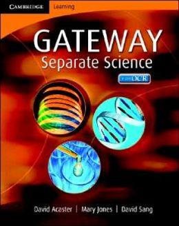 Cambridge Gateway Sciences Separate Sciences Class Book