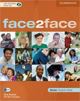 face2face Starter Student's Book with CD-ROM/Audio CD