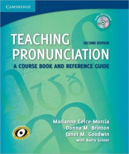 Teaching Pronunciation Hardback with Audio CDs (2): A Course Book and Reference Guide