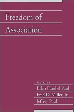 Freedom of Association, Volume 25, Part 2
