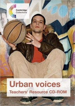 Urban Voices Teachers' Resource CD-ROM