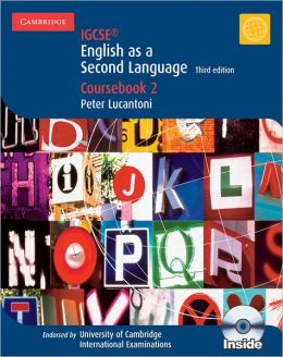Cambridge IGCSE English as a Second Language Coursebook 2 with Audio CDs (2)