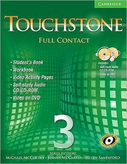 Touchstone Level 3 Full Contact (with NTSC DVD)