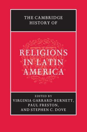 The Cambridge History of Religions in Latin America