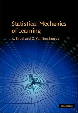 Statistical Mechanics of Learning