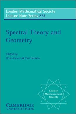 Spectral Theory and Geometry