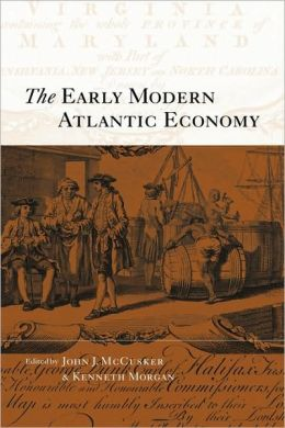 The Early Modern Atlantic Economy