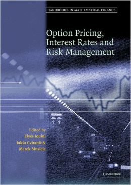 Handbooks in Mathematical Finance: Option Pricing, Interest Rates and Risk Management