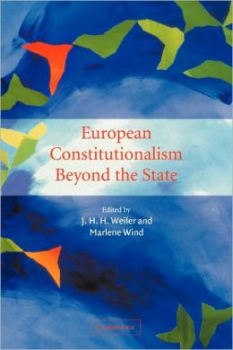 European Constitutionalism beyond the State