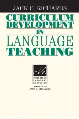 Curriculum Development in Language Teaching