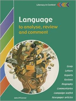 Language to Analyse, Review and Comment Student's Book