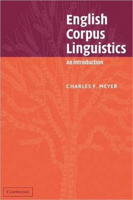 English Corpus Linguistics: An Introduction
