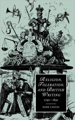 Religion, Toleration, and British Writing, 1790-1830