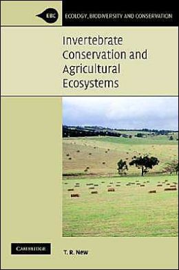 Invertebrate Conservation and Agricultural Ecosystems